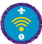 Scouts badge